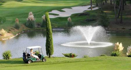 Golf course upgrade enhances royal experience at Mougins