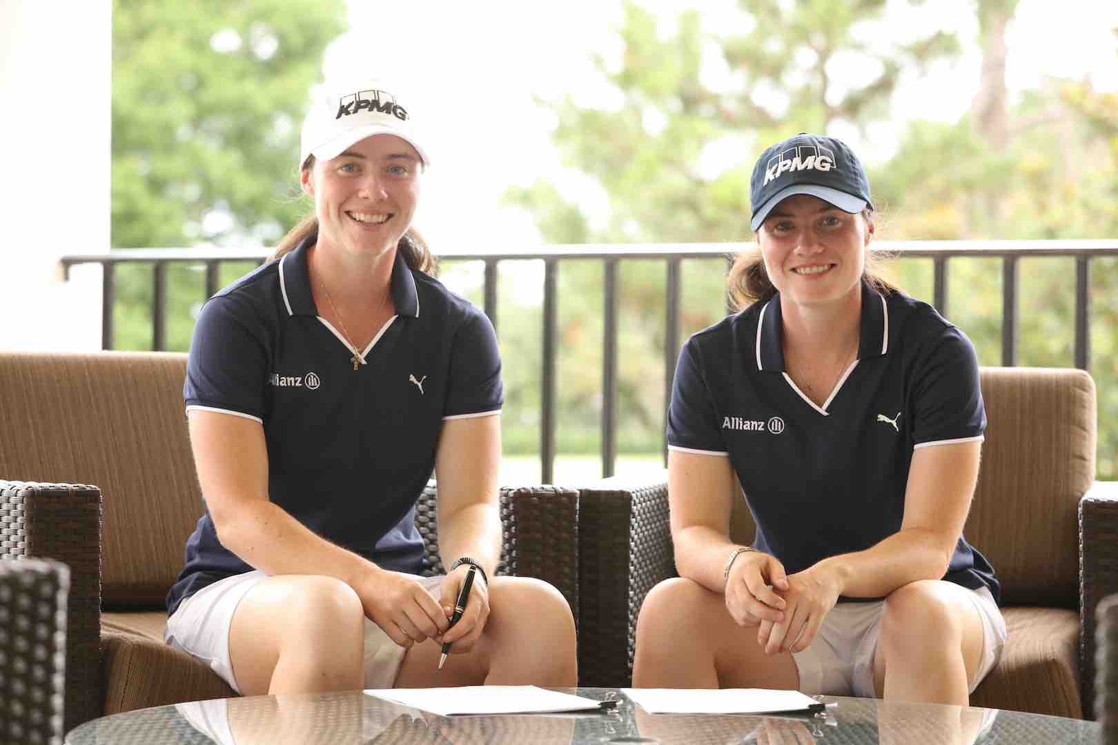 Maguire twins turn professional with MODEST! GOLF