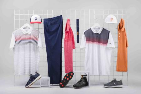 Rickie Fowler's looks for the 118th US Open