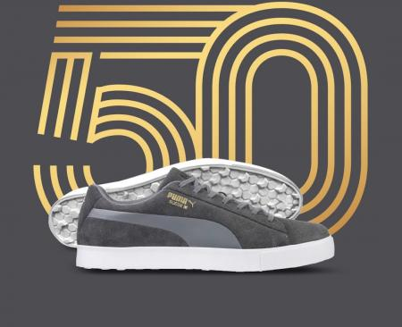 972e31ce279d 50th anniversary of Puma's iconic suede shoes