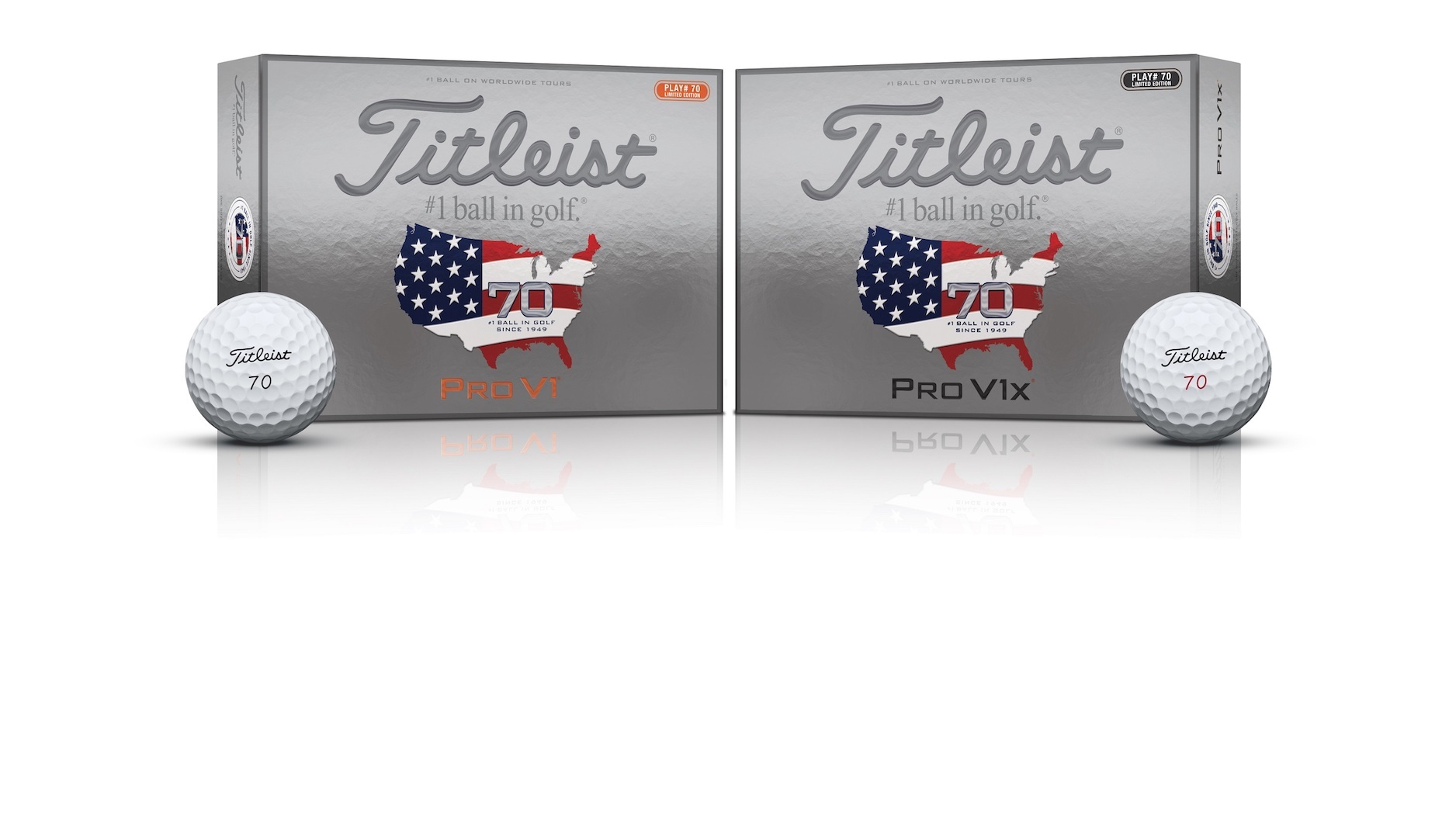 Titleist continues golf's longest winning streak at US Open