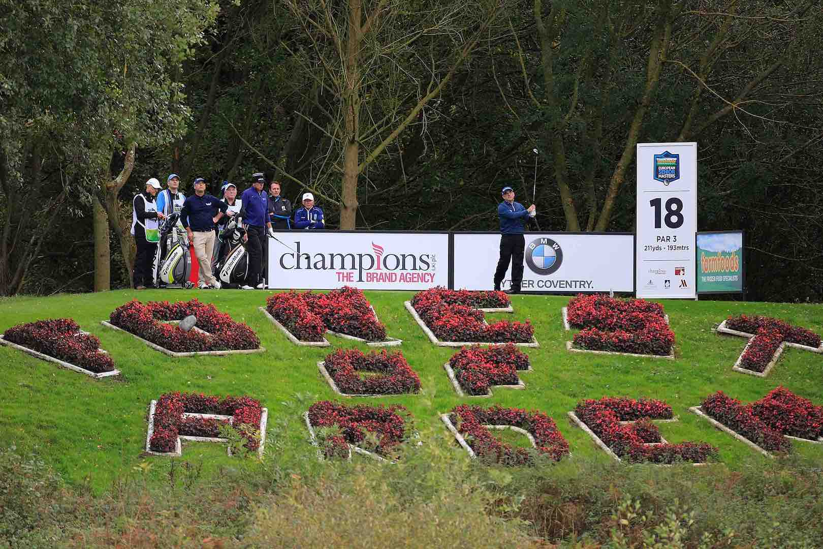 European Senior Masters returns to the Forest of Arden