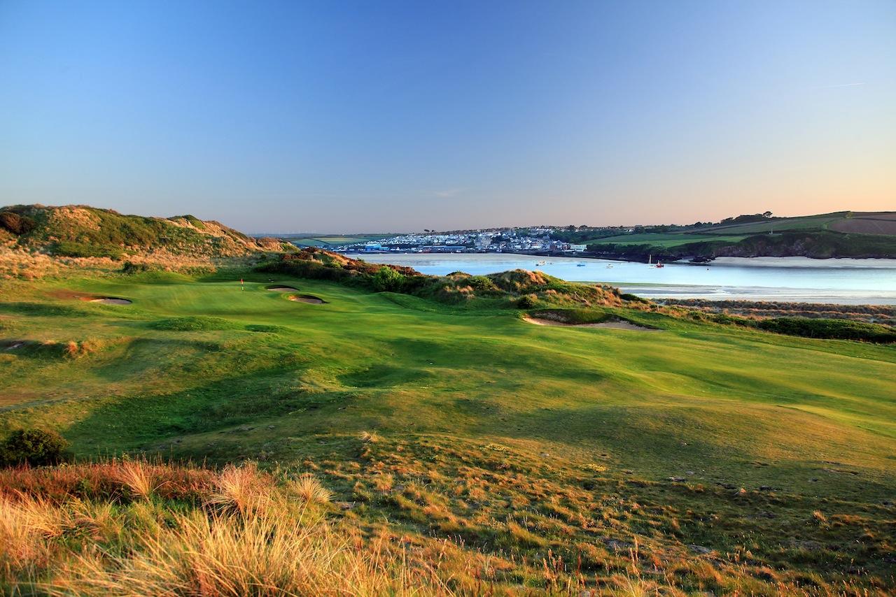 GolfPorn: St Enodoc