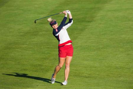 Charley Hull to play in the Farmfoods British Par 3 Championship 2018