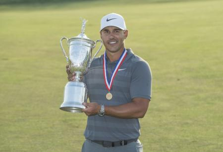 Brooks Koepka Holds Off Tommy Fleetwood To Retain US Open Title