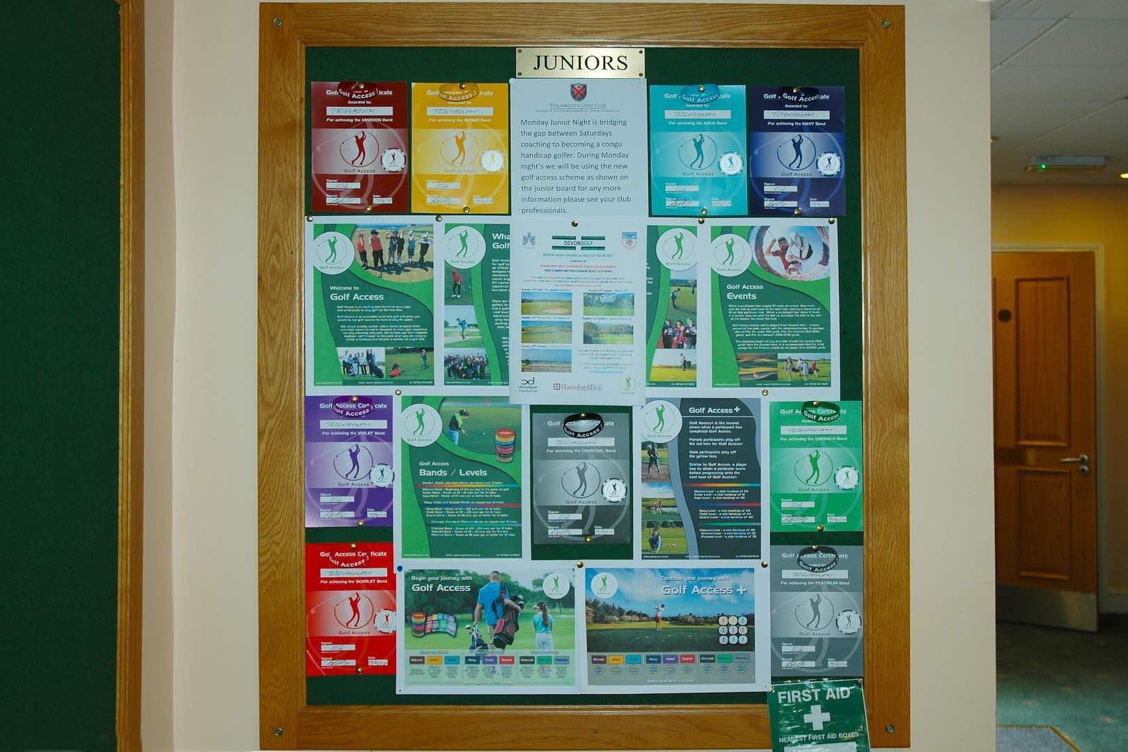 Introducing Golf Access