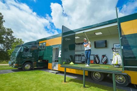 The Grove tees up unique Tour Truck Experience