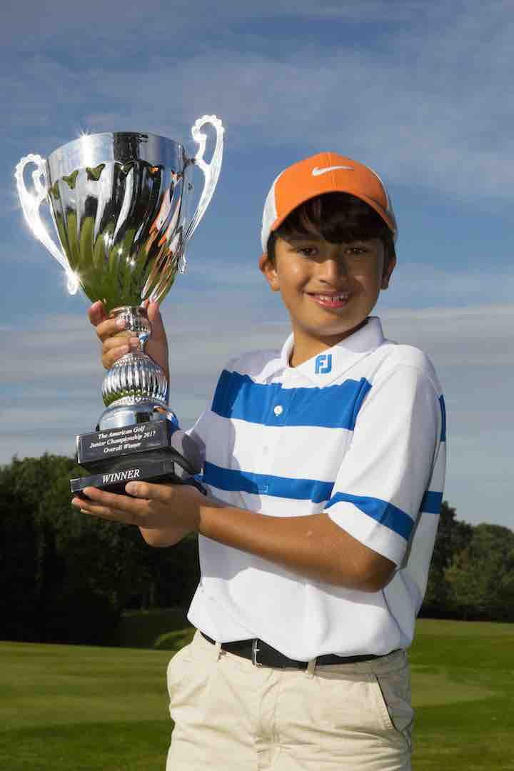 American GolfJunior Championship enters fifth year with Ping