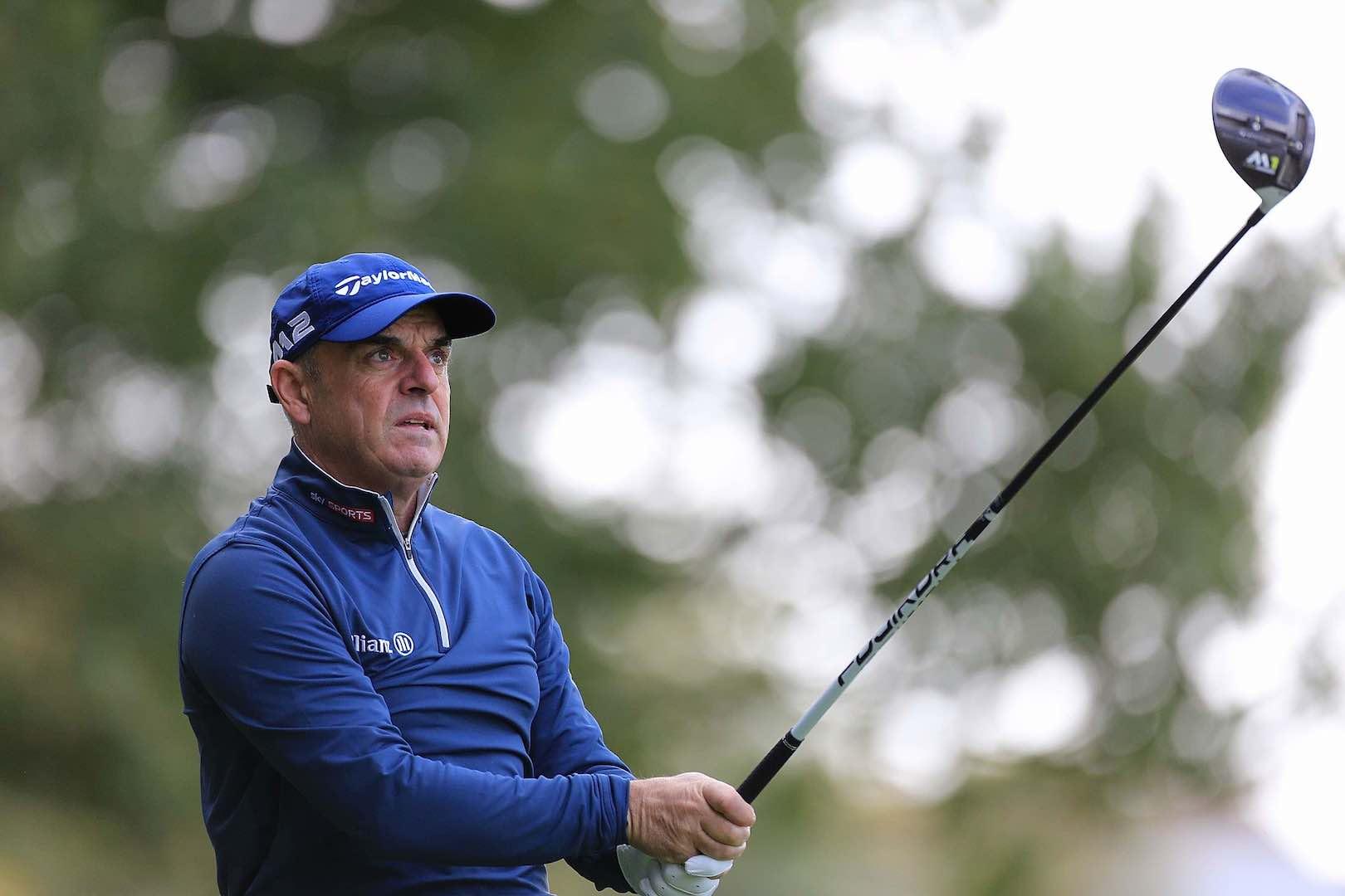 McGinley to make Staysure PGA Seniors Championship debut