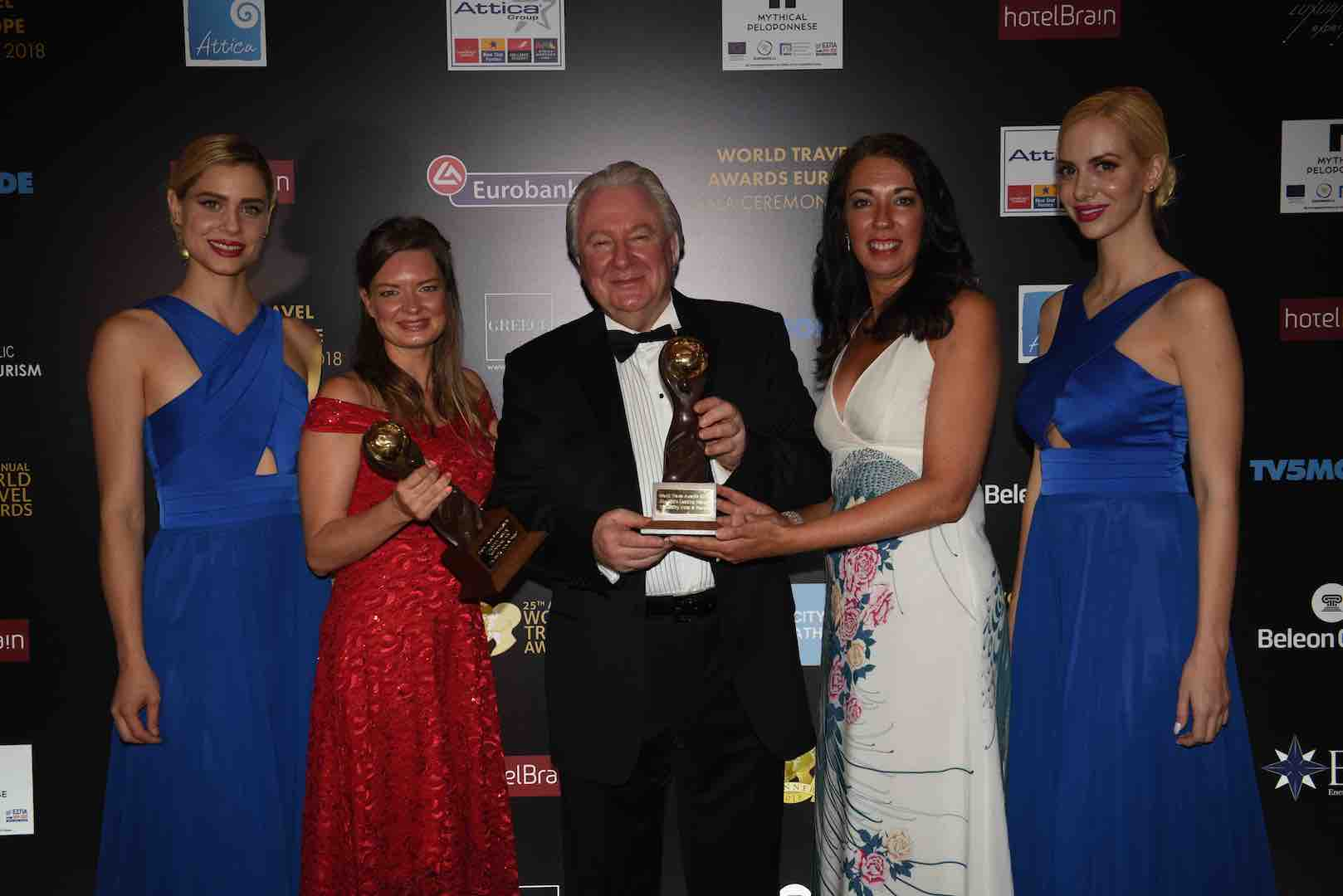 The Belfry scoops two major awards