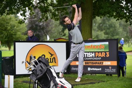 From Hogwarts to the Farmfoods British Par 3 Championship!