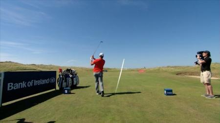 European Tour's Crossbar Challenge