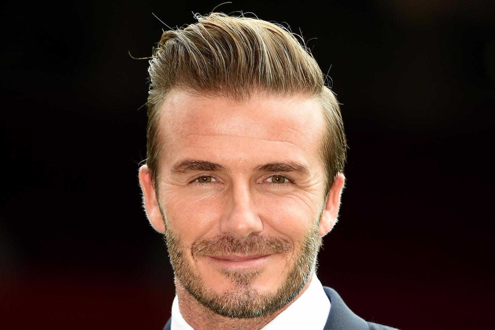David Beckham targets golf course