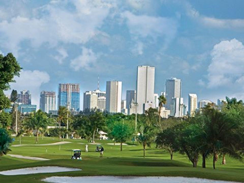 David Beckham targets golf course