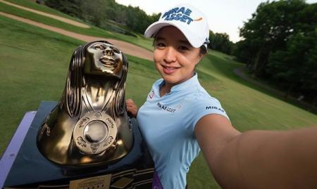 Kim Sei-young breaks LPGA 72 hole record