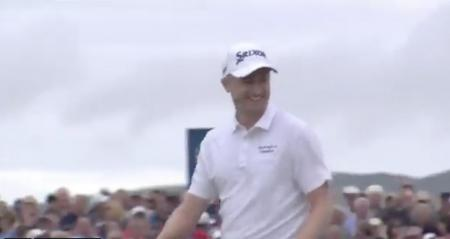 Russell Knox wins the Irish Open