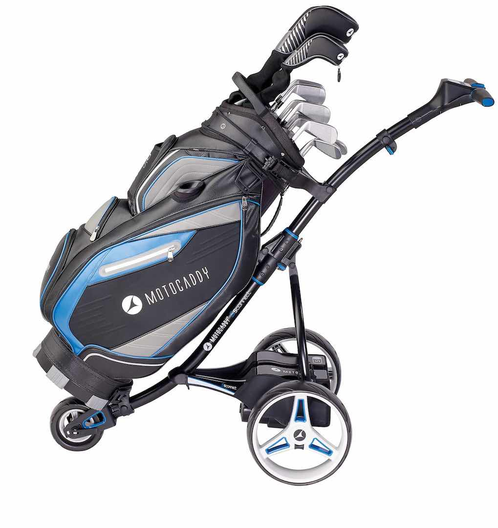 Motocaddy Launches Summer Free Cart Bag Promotion