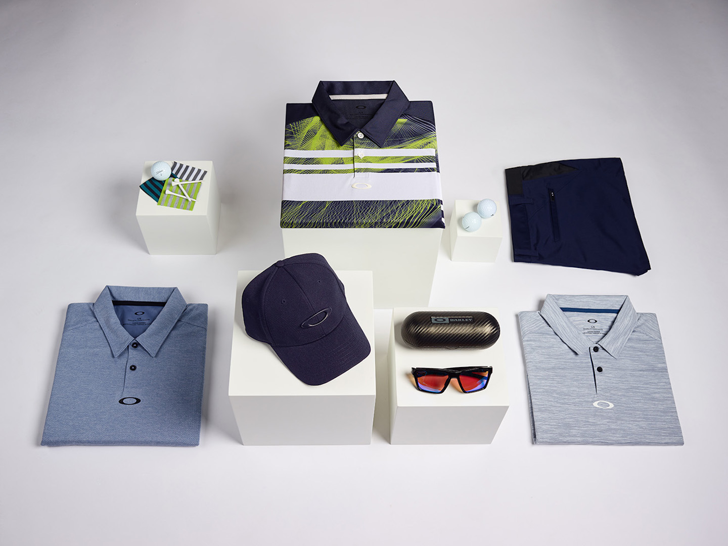 Oakley come on board as GolfPunk Clubhouse partner