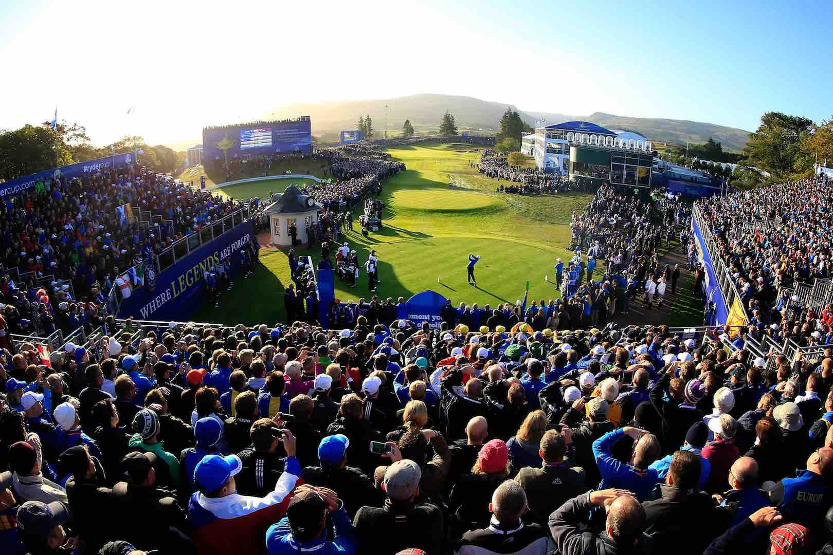 Ryder Cup packages now available