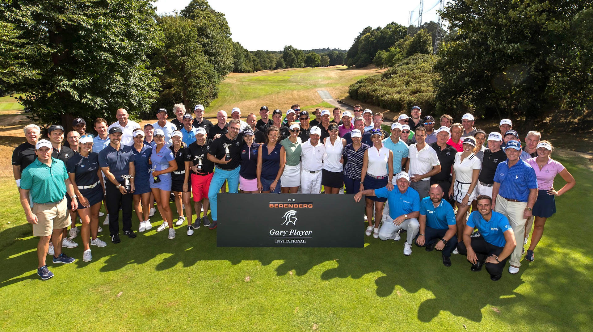 Successful 2018 Berenberg Gary Player Invitational