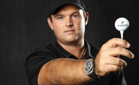 Patrick Reed confirms his Masters Menu