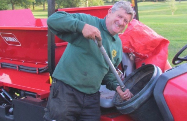 Golf course manager's death leads to £150k fine