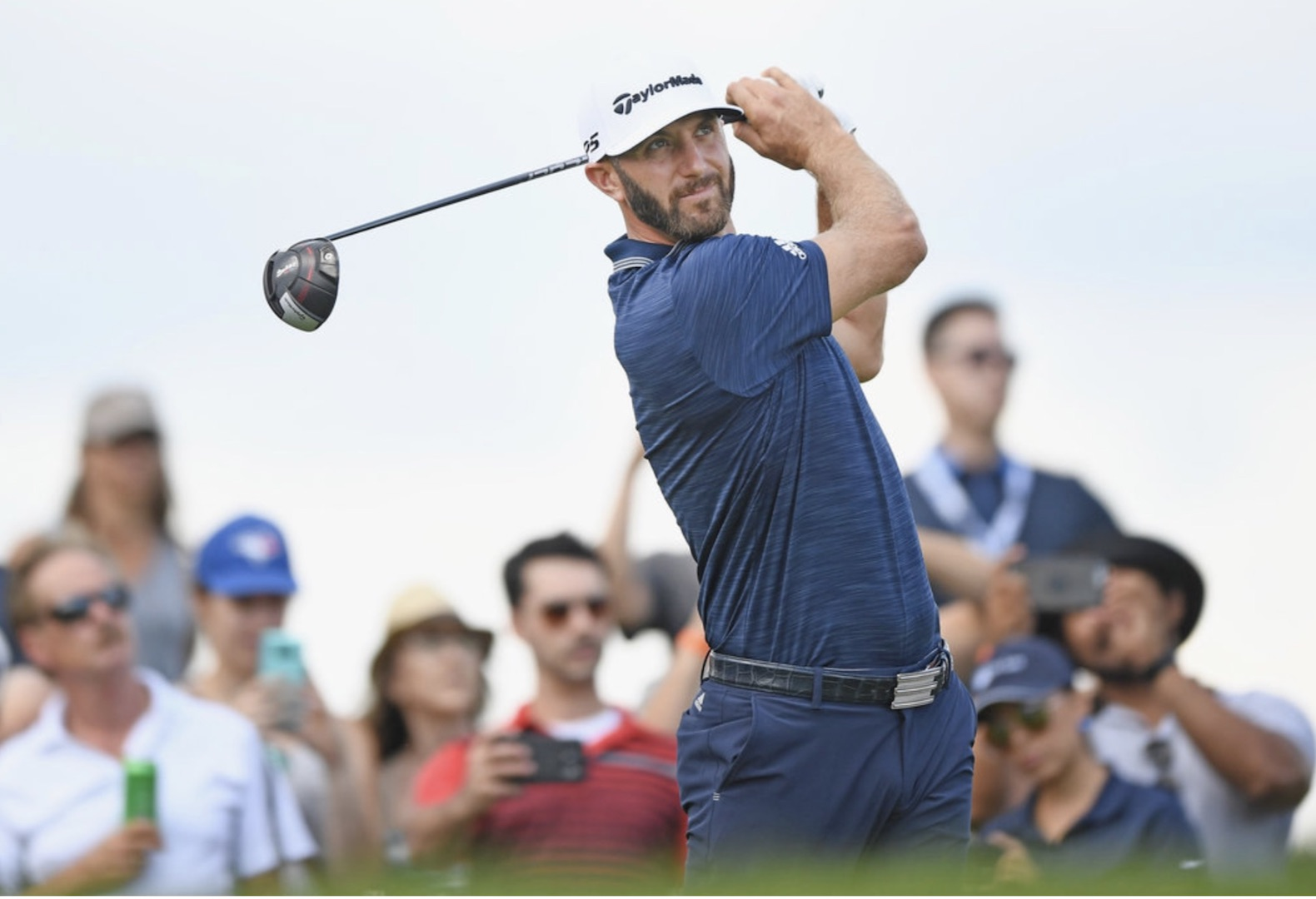 Dustin Johnson Wins RBC Canadian Open