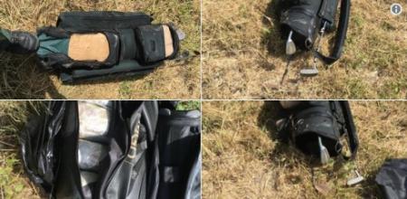 Cops find $40,000 worth of marijuana in golf bag