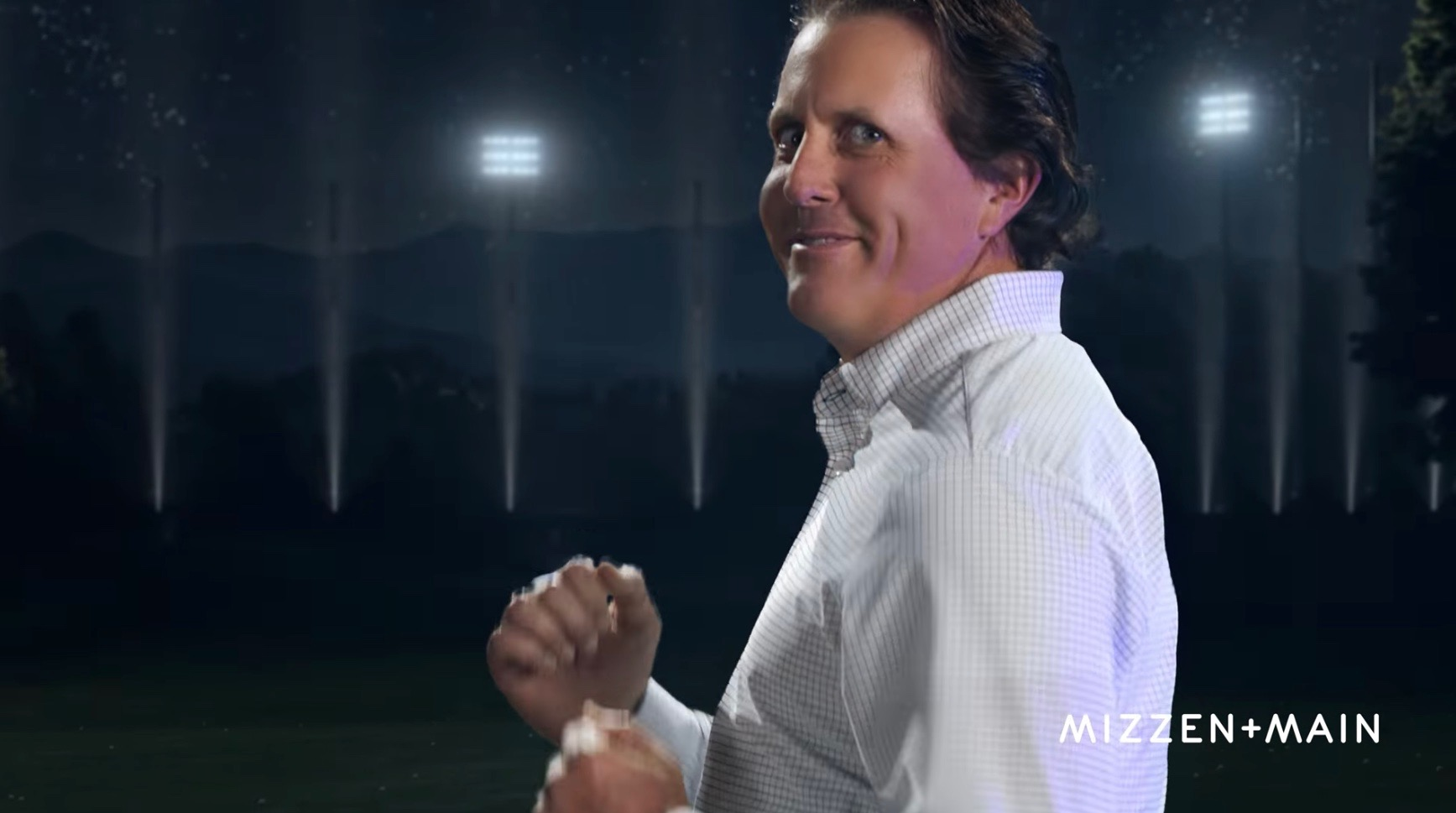 Phil Mickelson breaks down dance moves