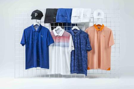 Rickie Fowler's looks for the PGA Championship