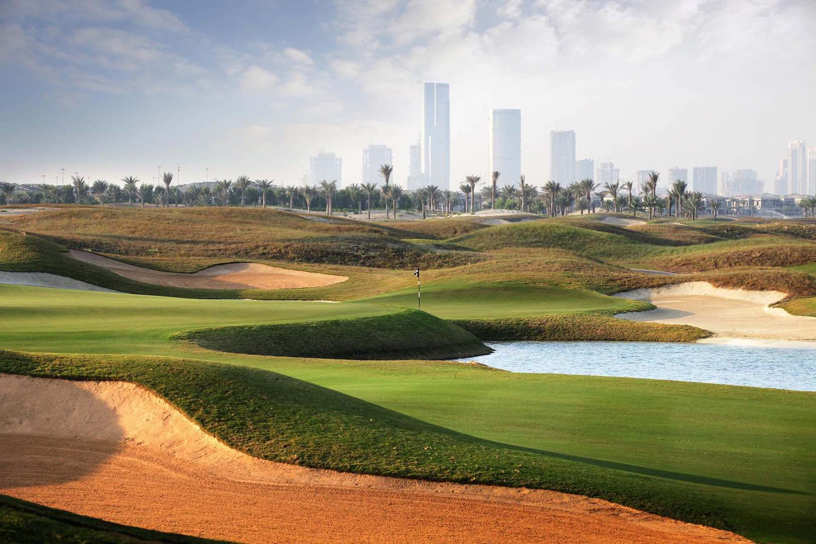 Abu Dhabi and Saadiyat Beach Golf Clubs announce major events
