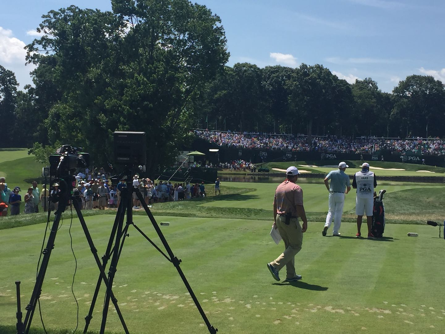 Major backlash as uspga tv coverage vaporises