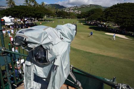 Major backlash as uspga tv coverage vaporises