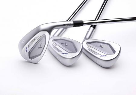 More major success for Mizuno irons