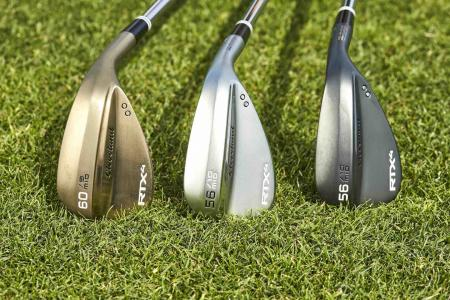 Cleveland Golf introduces new RTX 4