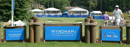 Golf betting for the Wyndham
