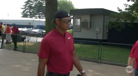 Look out world, Tiger Woods is back