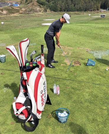 Thorbjorn Olesen gets his missing golf clubs back