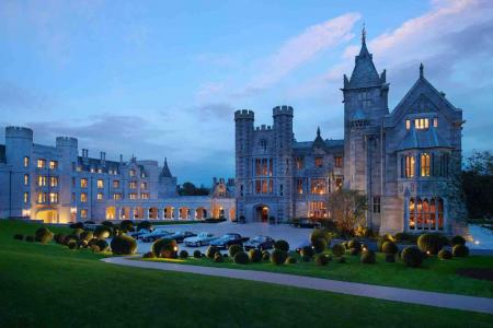Hotel of the year award for Adare Manor