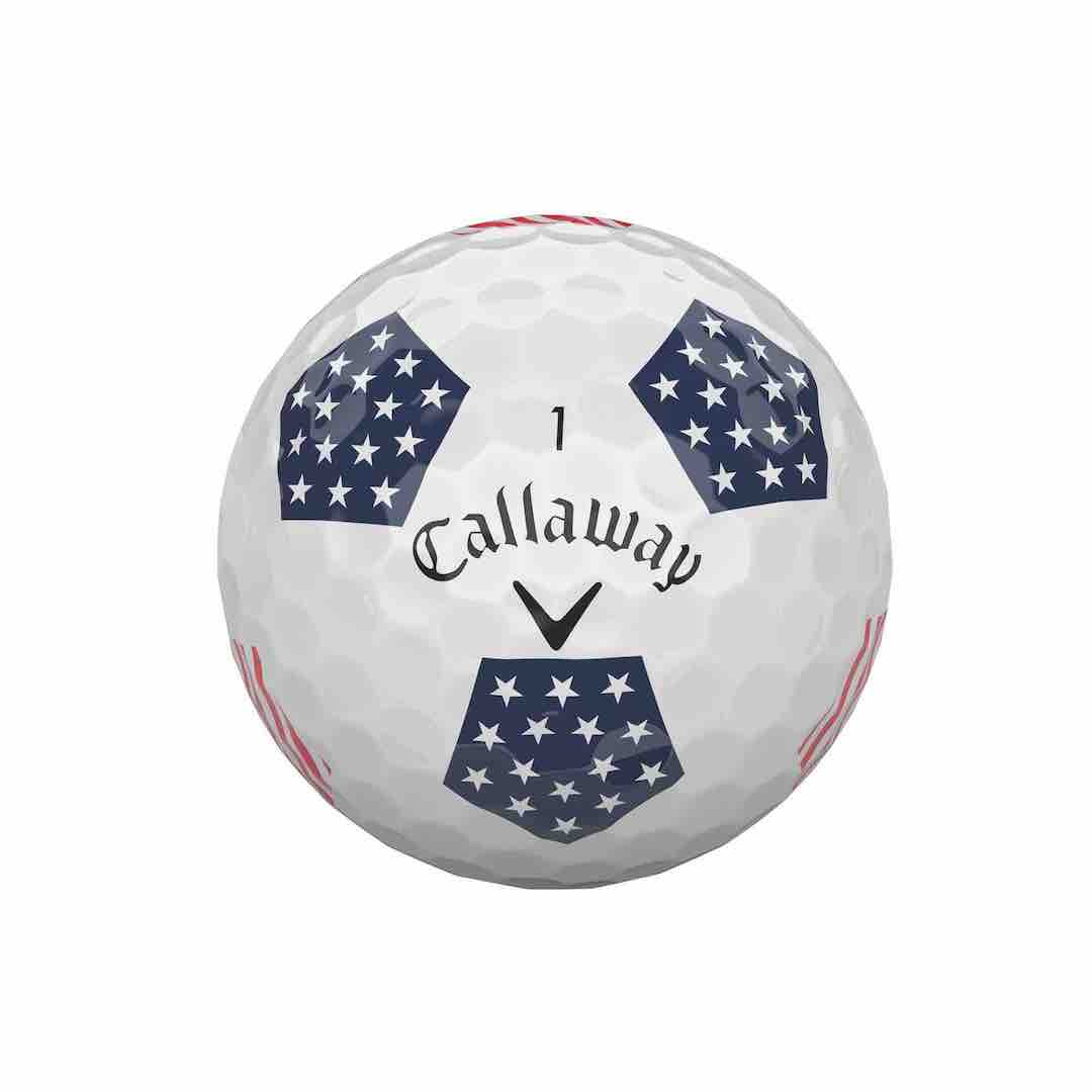 Callaway launch new Chrome Soft Truvis Ryder Cup balls