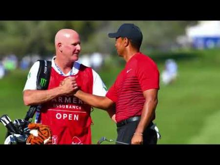 Tiger Woods' caddie pays heckler to leave tournament