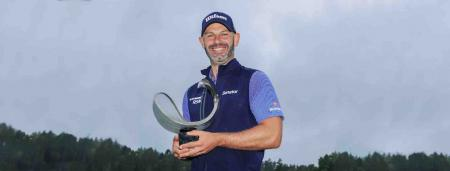 Waring wins maiden tour title with Wilson clubs