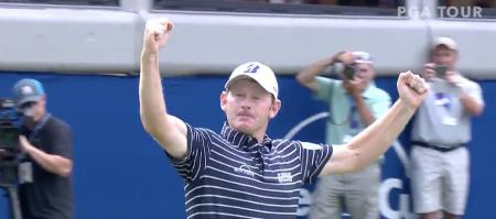 Brandt Snedeker wins Wyndham by 3