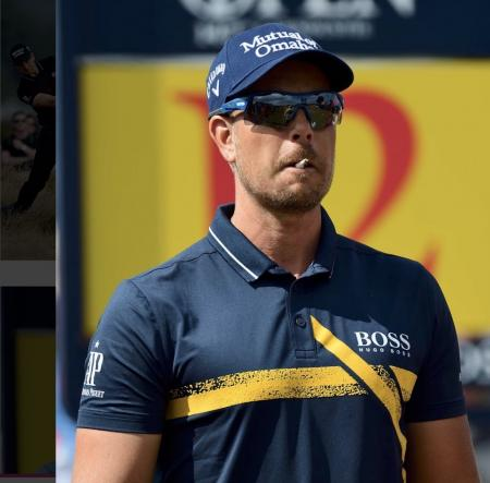 Stenson and Garcia now reliant on Captain's picks