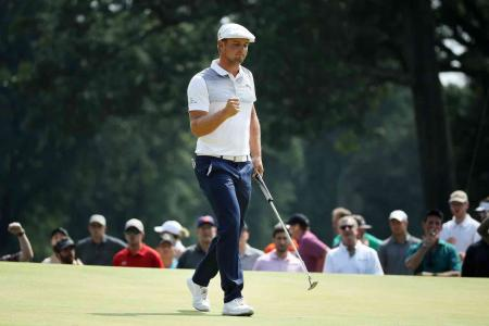 Bryson DeChambeau captures third PGA Tour win
