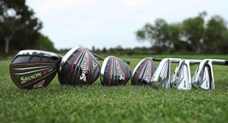 Srixon introduces the new 2018 Z series