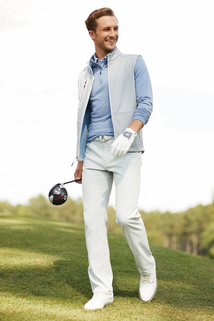 Peter Millar launches new Autumn collection