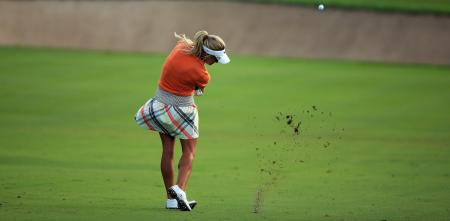 Carly Shoots 66 To Fly Up French Leaderboard