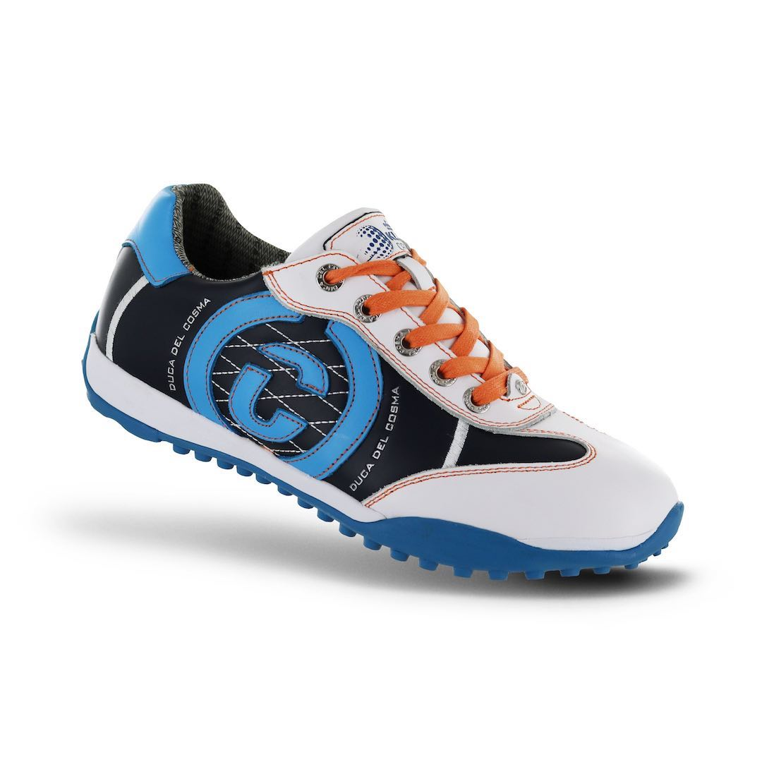 Duca Del Cosma puts best shoes forwards at KLM Open