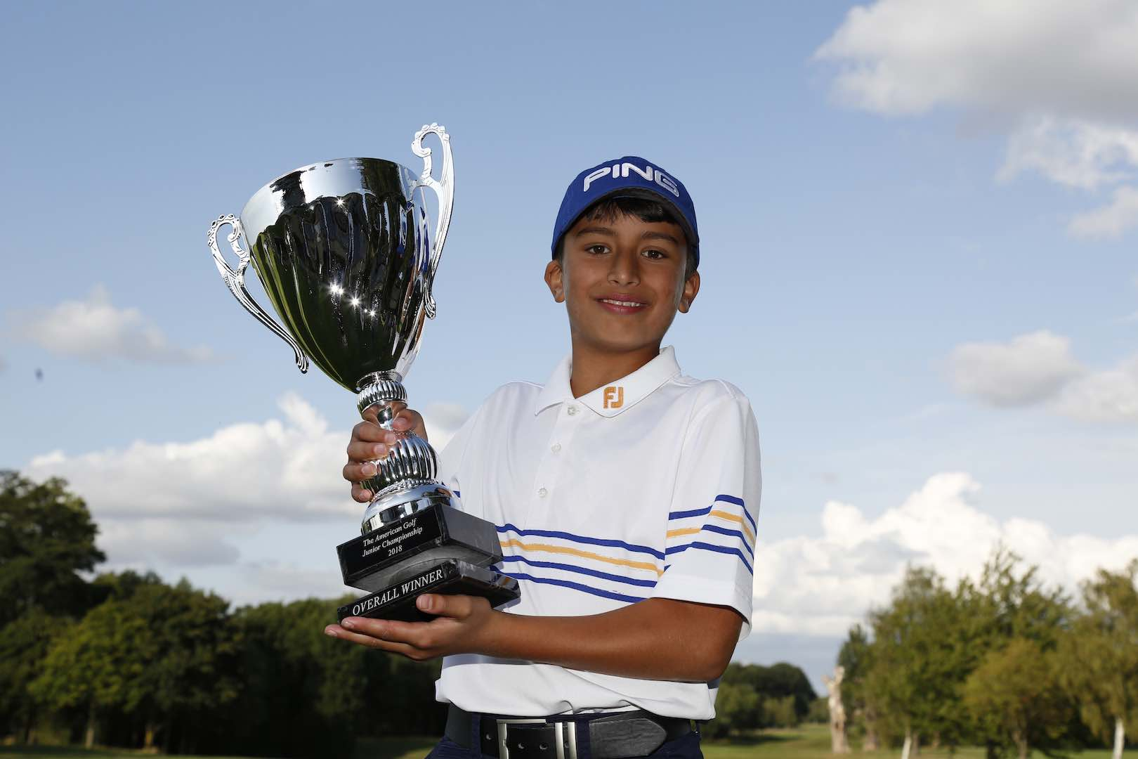 American Golf crowns 2018 Junior Champions